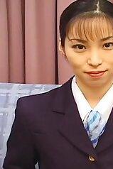 Shinjo Yuki is the hottest flight attendant ever